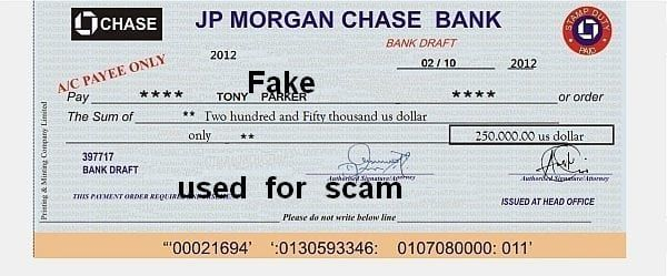 JP Chase Morgan Bank 250.000$ Tony Parker